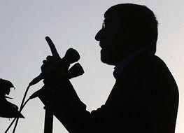 سکوت برابر احمدینژاد؛ از قم تا مشهد