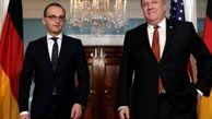 گفتگوی وزرای خارجه آلمان و آمریکا درباره خاورمیانه