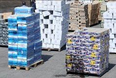 کشف 1.5 تن شیرخشک قاچاق در مهرستان