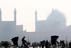 افزایش چشمگیر آلاینده ها از چهارشنبه هفته جاری