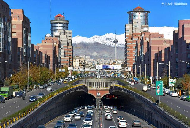 پایتخت نشینان امروز هوای سالم تنفس میکنند
