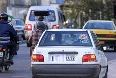 طرح برخورد با خودروهای پلاک مخدوش و فاقد پلاک