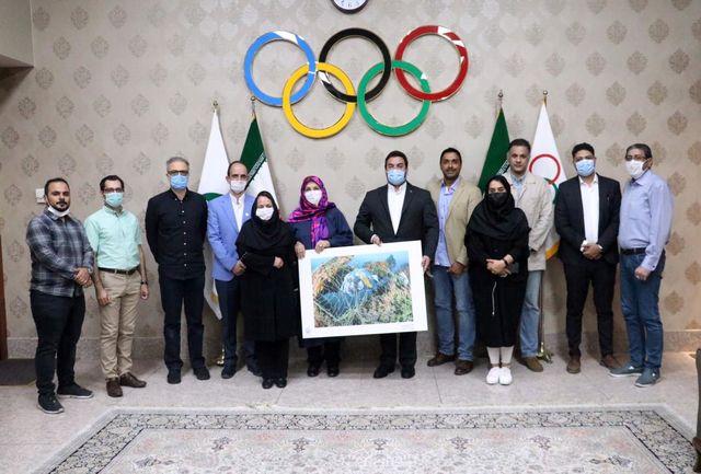 برگزاری هشتمین نشست کمیسیون ورزش و محیط زیست کمیته ملی المپیک