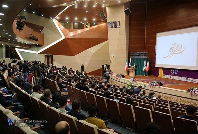 بزرگترین گردهمایی بین المللی دانشمندان و دانش پژوهان پلیمر کشور در دانشگاه آزاد اسلامی برگزار شد