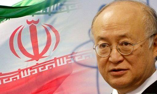 آمانو به تهران میآید