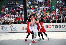 بسکتبال سهبهسه ویترین اصلی کشور/ برنامه ویژه فدراسیون برای موفقیت تیم پنج نفره/ بانوان ایران با حجاب اسلامی در میادین بینالمللی میدرخشند