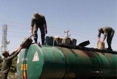 چهار هزار لیتر سوخت قاچاق در بوئین زهرا کشف شد