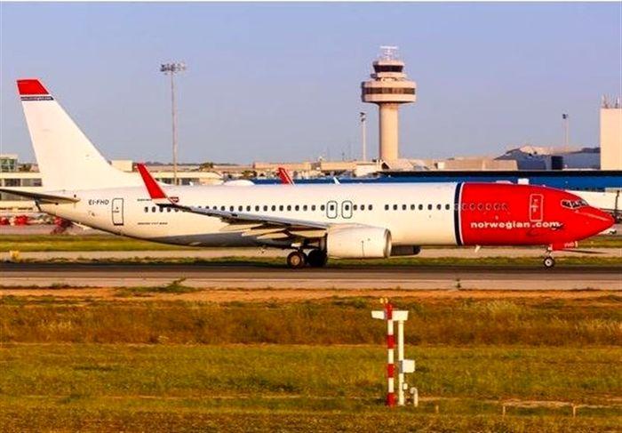 احتمال بازگشت هواپیمای نروژی از ایران در هفته آینده