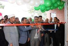 دبستان پسرانه ۱۷ کلاسه سعدی شهرستان بافت افتتاح شد