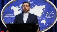 توضیح سخنگوی وزارت امور خارجه در مورد عدم حضور ظریف در مجلس