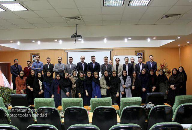 آخرین کلاس دورۀ آموزش خبرنگاری خانۀ مطبوعات گیلان برگزار شد