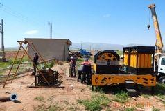 احیا چاههای آب با فن آوری های نوین انجام شد