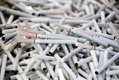 کشف 13 هزار نخ سیگار قاچاق در راستای طرح ارتقاء امنیت اجتماعی