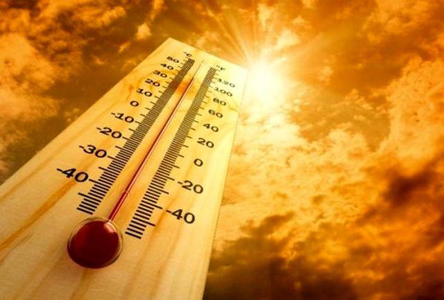 اهواز به گرمای ۴۴ درجه رسید