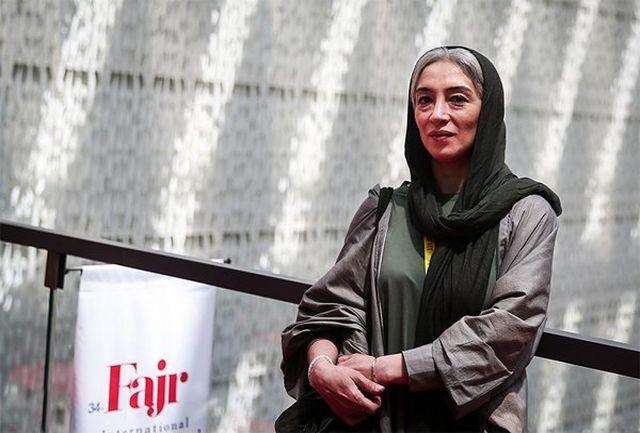 انجمن بازیگران به پانتهآ پناهیها تبریک گفت