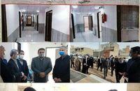 افتتاح خانه جوان شهرستان گرمه