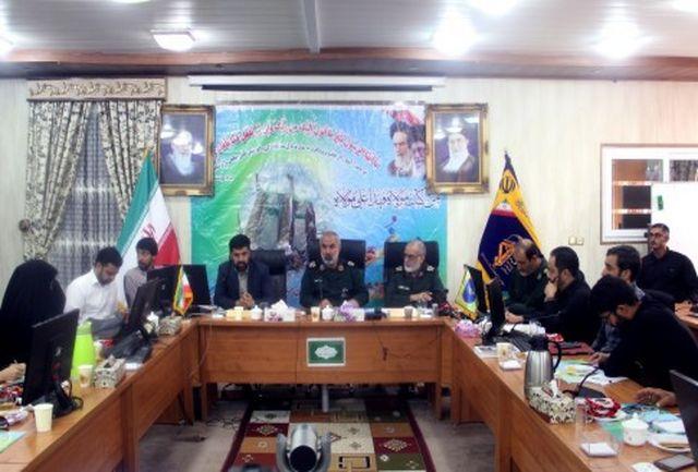 بازسازی واقعه غدیر خم در 11 شهر سیستان و بلوچستان