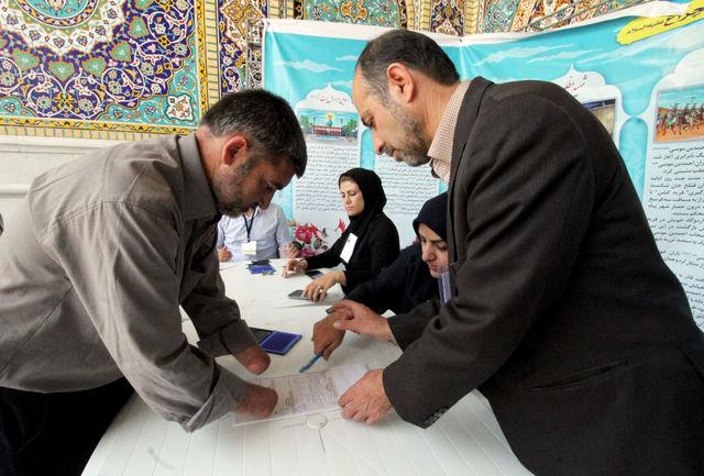 همایون هاشمی، جهانبخش محبینیا و علی اکبری راهی مجلس شدند