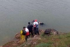غرق شدن یک مادر هنگام نجات پسر بچهاش از رورخانه