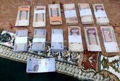 دستگیری سارقان خودرو با بیش از 185 میلیون اسکناس جعلی در لنگرود