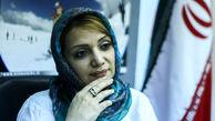 دلنوشته الهام پاوهنژاد در سوگ از دست دادن عزتالله مهرآوران