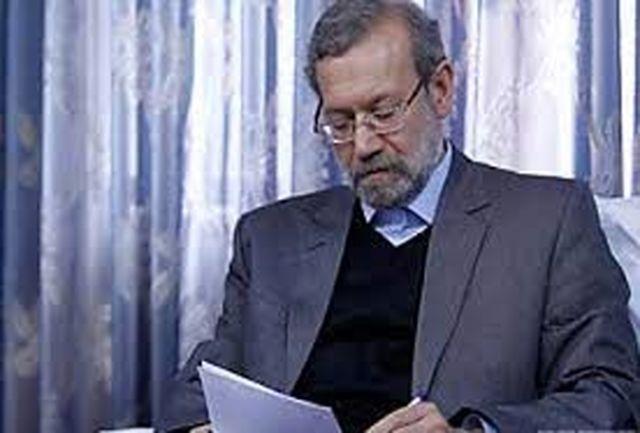 پیام تسلیت رئیس مجلس در پی درگذشت والده نماینده مردم کرمانشاه