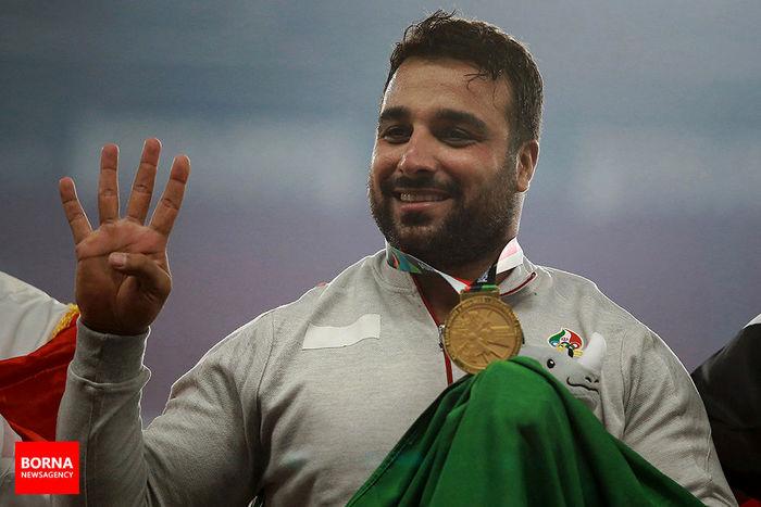 خیز بلند قهرمان آسیا/ احسان حدادی: تا 2028 در تیم ملی میمانم