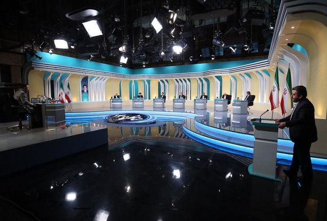پخش مناظره های انتخاباتی با ترجمه همزمان برای ناشنوایان