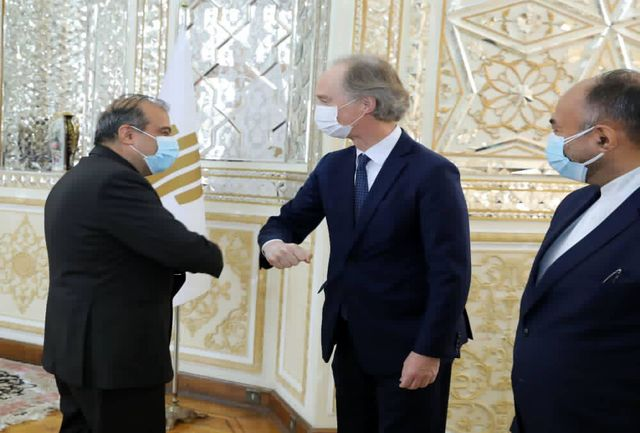 کشورهای غربی مباحث بشردوستانه سوریه را گروگان اهداف سیاسی خود کردهاند