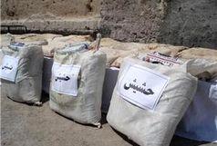 دستگیری یک سوداگر مرگ با 565 کیلو حشیش