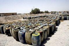قاچاقچی سوخت در خاش 546 میلیون ریال جریمه شد