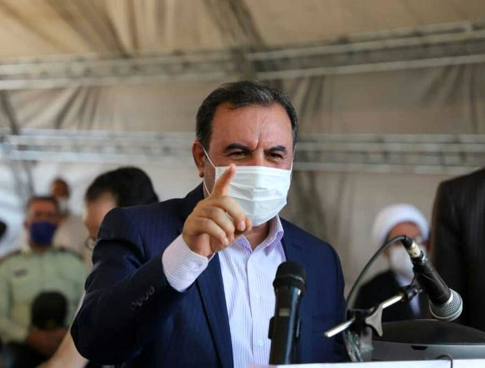 قول مساعد رئیس جمهور برای تأمین اعتبار پروژه های خسارت دیده از سیل استان