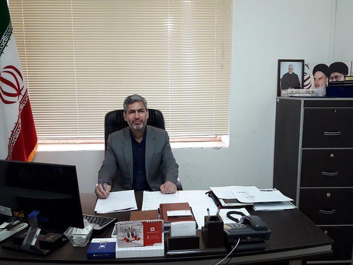 علی اصغر نظامی به عنوان سرپرست اداره امور فرهنگی معرفی شد