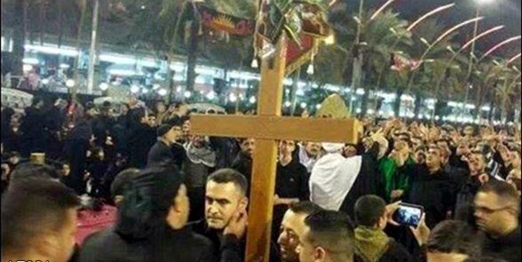 مداحی ارمنی ها میان در خونت
