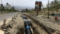 کاهش آبگرفتگی معابر با اجرای پروژه جمع آوری آبهای سطحی