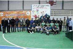 جام قهرمانی مسابقات بسکتبال سه نفره کارگران کشور در دستان ورزشکاران هرمزگانی