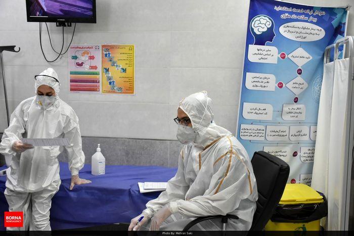 کرونا بی رحمانه رکورد می زند / شناسایی ۲۰۲ مورد مبتلا به کروناویروس فقط در ۲۴ ساعت گذشته!