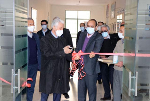 مرکز تصویربرداری الکترونی دانشگاه بوعلیسینا افتتاح شد