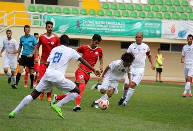 دعوت فوتبالیست قزوینی به اردوی تیم ملی ناشنوایان