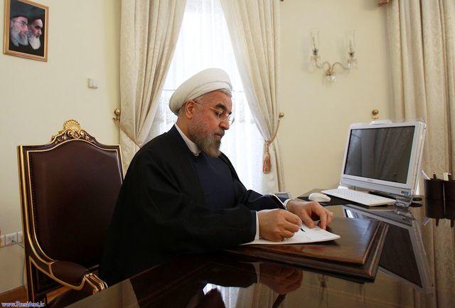 دکتر روحانی روز ملی و سالروز استقلال لبنان را تبریک گفت