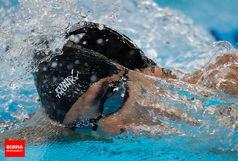 حضور شناگر اصفهانی در رقابتهای بینالمللی مالزی