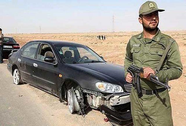 70 كیلوگرم تریاک از خودروی قاچاقچیان در اصفهان كشف شد