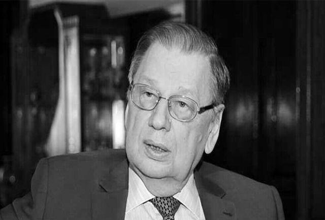 «سرگئی کربچنکو» سفیر روسیه در مصر، درگذشت