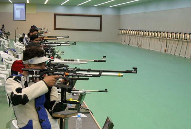 تیراندازان سیستان و بلوچستان در رقابت های کشوری حضور یافتند