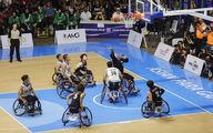قرعهکشی رقابتهای بسکتبال با ویلچر در پارالمپیک به تعویق افتاد