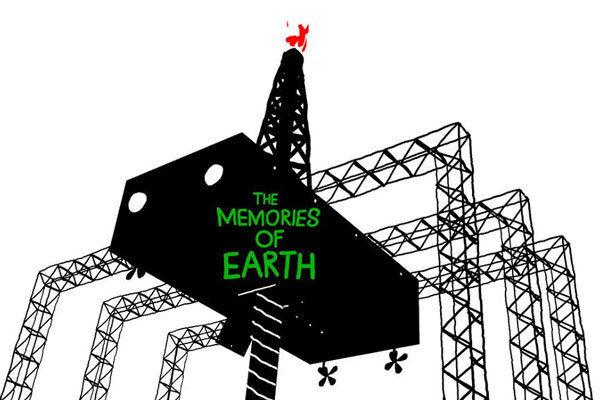 ساخت «خاطرات زمین» با دغدغههای زیست محیطی