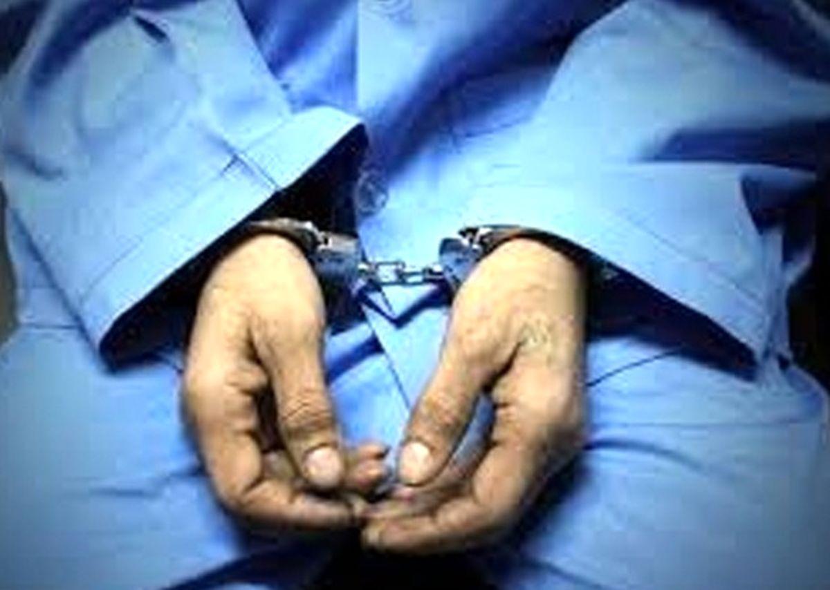 دستگیری سارق با 35 فقره سرقت در بویراحمد