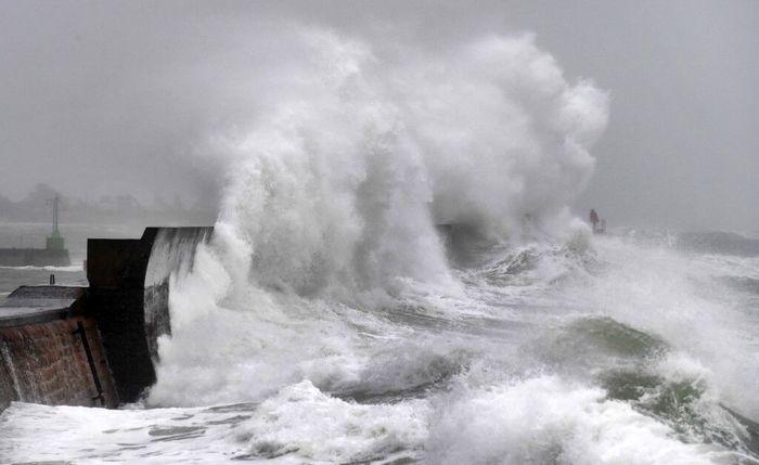 """طوفان سهمگین """"سیارا"""" شش کشته برجای گذاشت"""