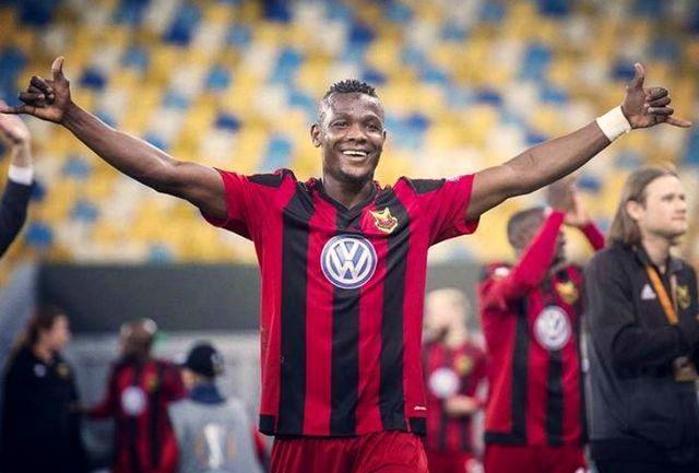 مهاجم آفریقایی تیم استقلال، خودش را لو داد!+عکس