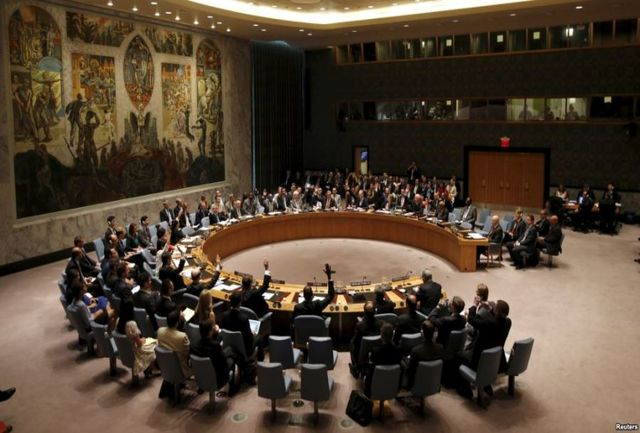 درخواست آمریکا در شورای امنیت سازمان ملل رای نیاورد
